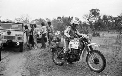 Cyril Neveu, el primer gran héroe del Rally Dakar