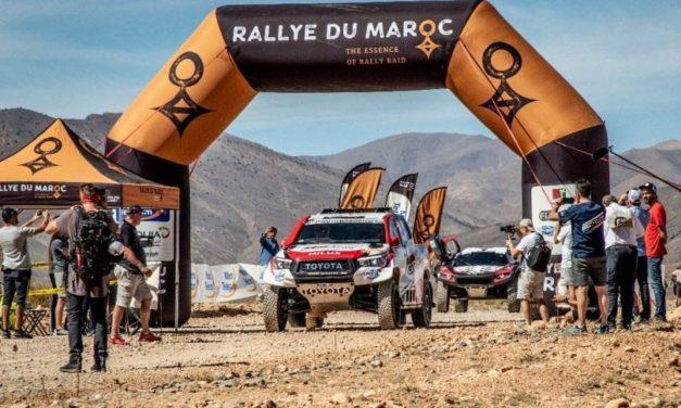 El Rallye du Maroc y el Kalahari Rally son clasificatorios para el Dakar 2021
