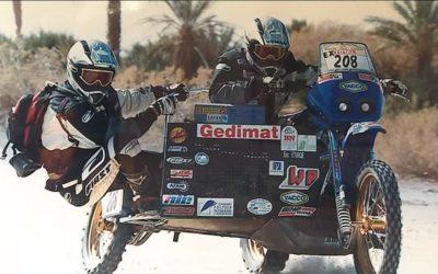 Los Sidecars en el Rally Dakar: una categoría extinta que dejó su marca
