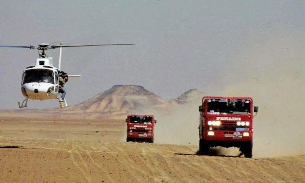 Perlini, la familia italiana que supo conquistar el Rally Dakar en camiones
