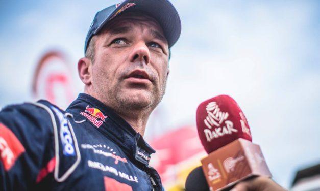 Sebastien Loeb volvería al Rally Dakar con Toyota