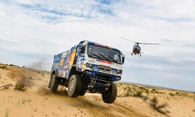 Cancelaron el Silk Way Rally 2020