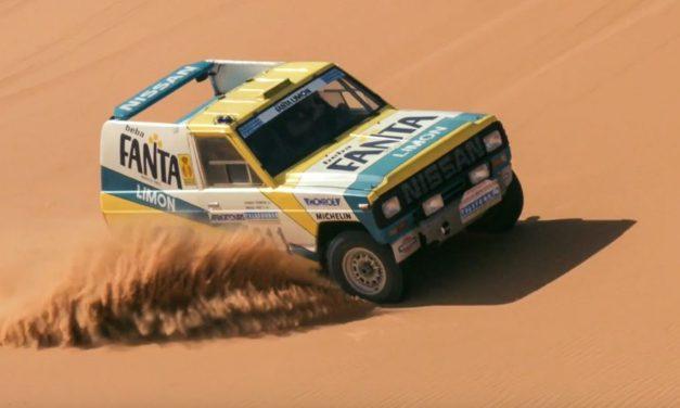 Nissan Patrol, la diésel que hizo historia en el Dakar