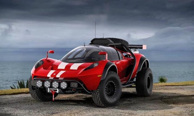 Se viene un revolucionario Kit Car económico para correr el Dakar y la Baja 1000