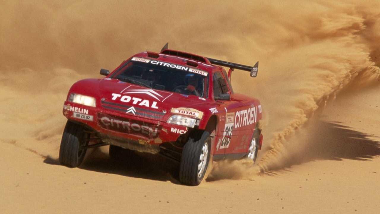 El mítico Citroën ZX Rally-Raid estará en el Dakar Classic 2021