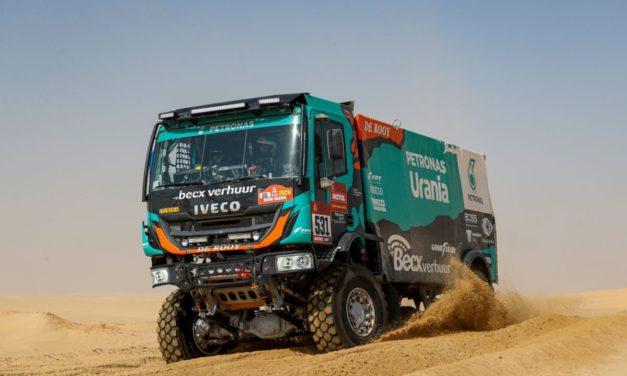 De Rooy reduce su inversión y no participará del Dakar 2021