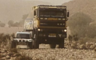 Video: El Dakar Classic formará parte de la caravana del Dakar 2021
