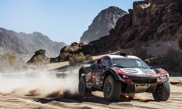 Conozca el Century Racing CR6, el auto que dio el batacazo en el Dakar 2020