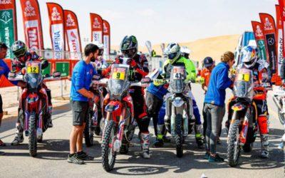 Todos los cambios reglamentarios para las motos en los Rally Cross-Country de FIM y Dakar para 2021