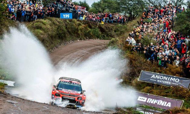 Oficial: el Rally Argentina 2020 es cancelado