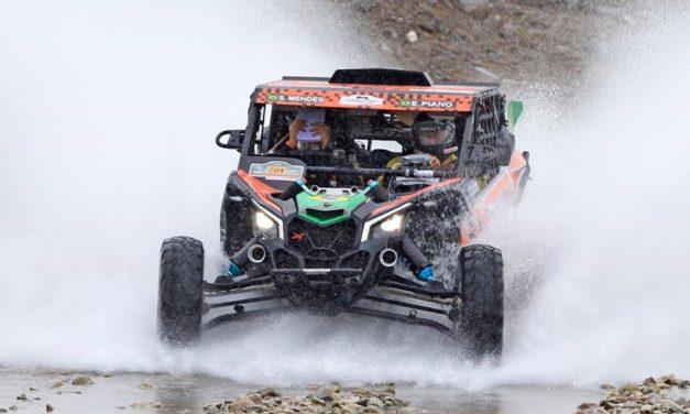 El equipo Territorio Motorsport de Brasil estará presente en el SARR 2021