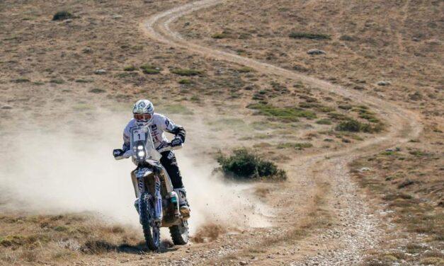 Xavier De Soultrait se quedó con el Rally TransAnatolia de Turquía