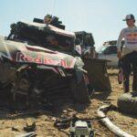 Grave accidente de Blade Hildebrand causado por una negligencia en la Baja 500