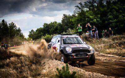 Peterhansel lidera el sábado en la Baja Polonia con Al-Attiyah fuera de carrera