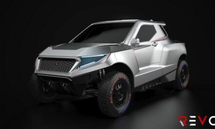 Fotos: REVO, el nuevo concepto de vehículo Cross-Country de Red-Lined Motoring