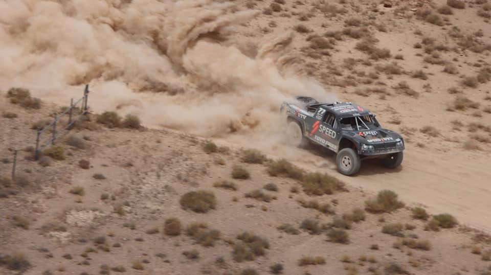 Video: Robby Gordon ganó la clasificación de la Baja 500