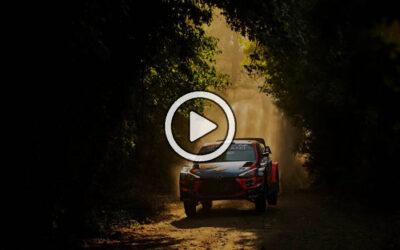 Video: Sebastien Loeb lidera el Rally de Turquía en el primer día de acción