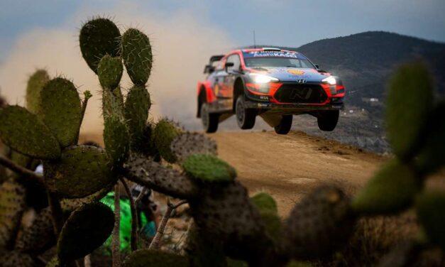 Vuelve el WRC con el Rally de Estonia: cómo y dónde ver