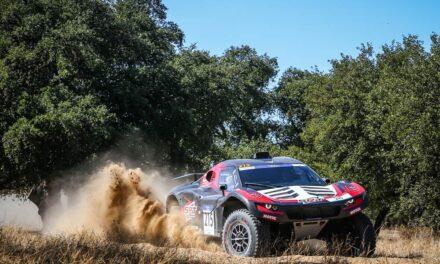 Galería: Las mejores fotos de la Etapa 1 del Andalucía Rally