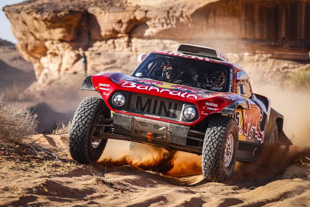 La lista de pilotos del Andalucia Rally confirma la presencia de la elite del Cross-Country