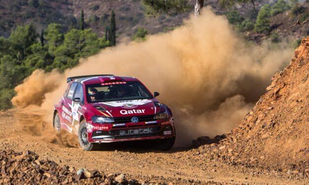 Al-Attiyah continúa de racha y triunfó en el Rally de Chipre