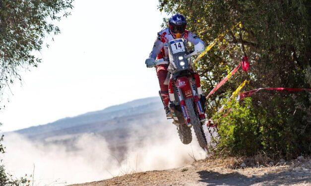 Laia Sanz no largará la primera etapa del Andalucía Rally