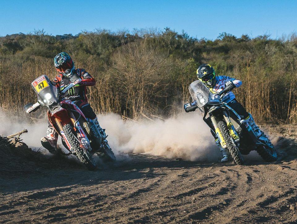 Todos los sudamericanos presentes en el Dakar 2021