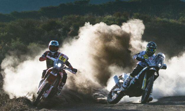 Los hermanos Benavides y Franco Caimi encabezan las esperanzas argentinas en el Andalucía Rally