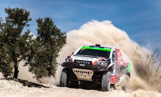Galería: Las mejores fotos de la Etapa 3 del Andalucía Rally