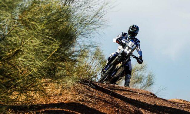 Ross Branch logra su primera victoria con Yamaha en el Andalucía Rally