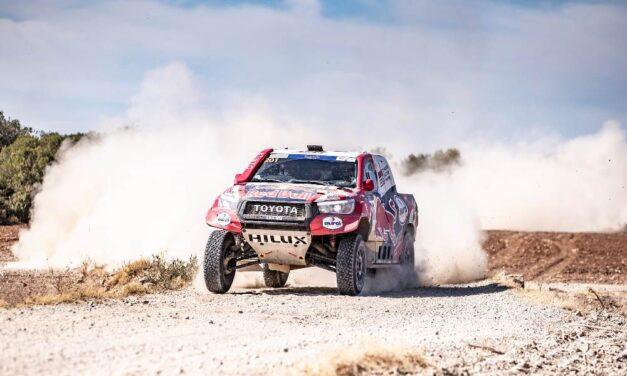 Al-Attiyah ganó la segunda etapa del Andalucía Rally