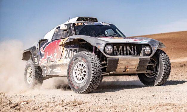 Galería: Las mejores fotos de la Etapa 2 del Andalucía Rally