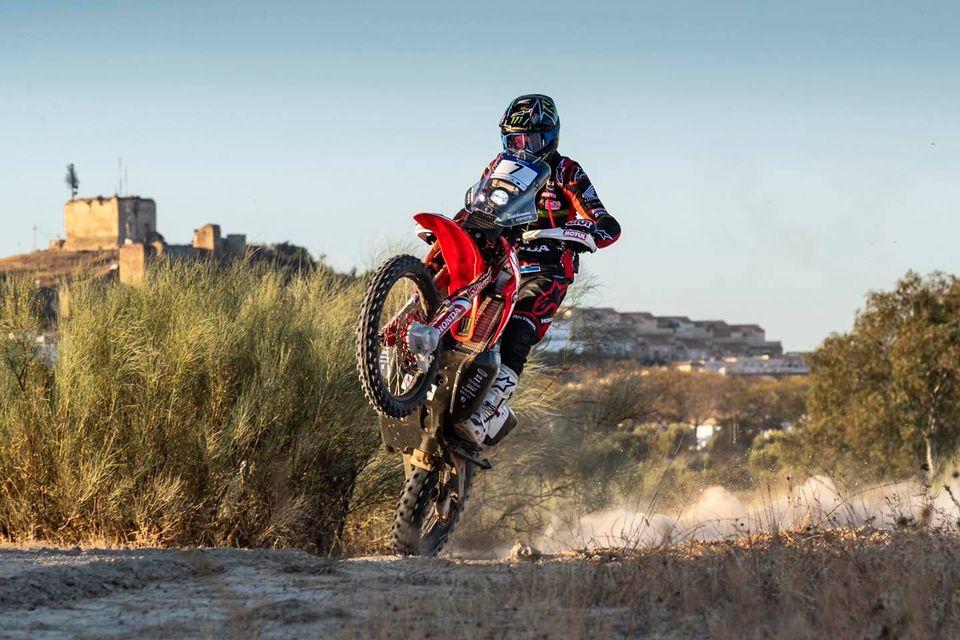Kevin Benavides triunfó con contundencia en el Andalucía Rally