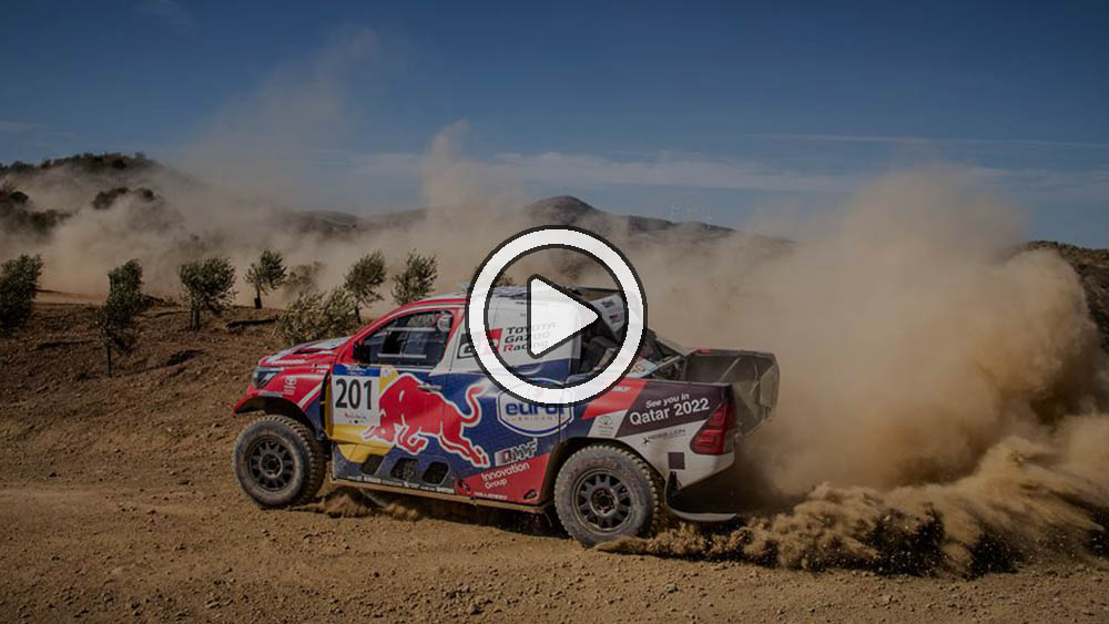 Video: Resumen de la etapa 2 del Andalucía Rally en Español