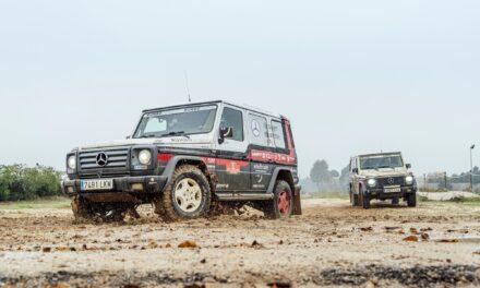 Fotos: El Dakar Classic tendrá a dos Mercedes Benz G320 del equipo español RumboZero