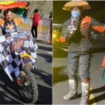 Histórico: El boliviano Chavo Salvatierra ganó la Baja 1000 con su compatriota Fabricio Fuentes detrás