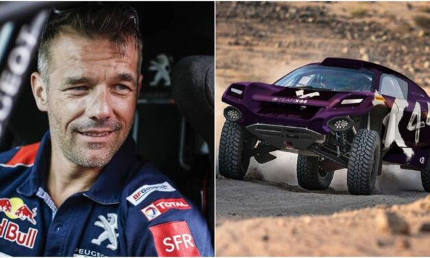 Hamilton podría fichar a Sebastien Loeb en la Extreme E