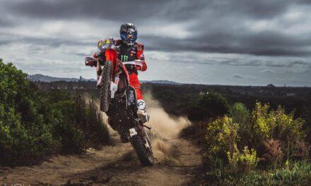 Espectaculares fotos: El equipo oficial Honda busca conservar la corona en el Dakar 2021