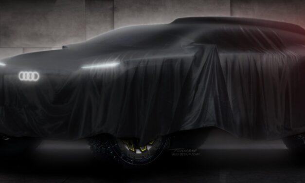 Audi se sumará a la caravana del Rally Dakar en 2022