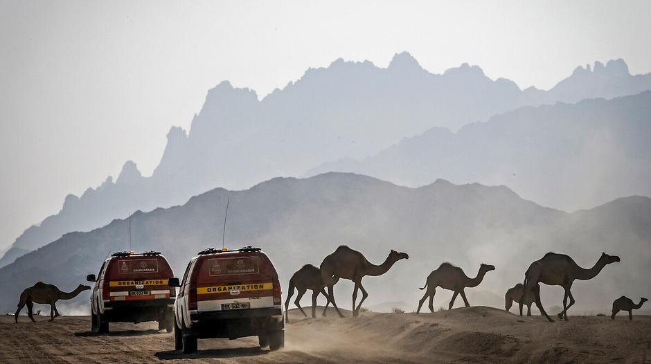 Cambio de último momento en la ruta del Dakar 2021