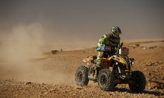Carlos Verza se pierde el Dakar 2021 por la cancelación de vuelos