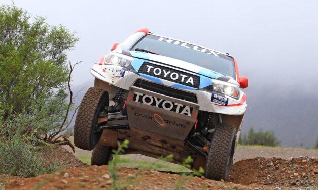 El South American Rally Race 2021 tiene nueva fecha confirmada
