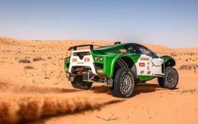 Todo listo para la primera Baja Hail, con la presencia de varios candidatos del Dakar 2021