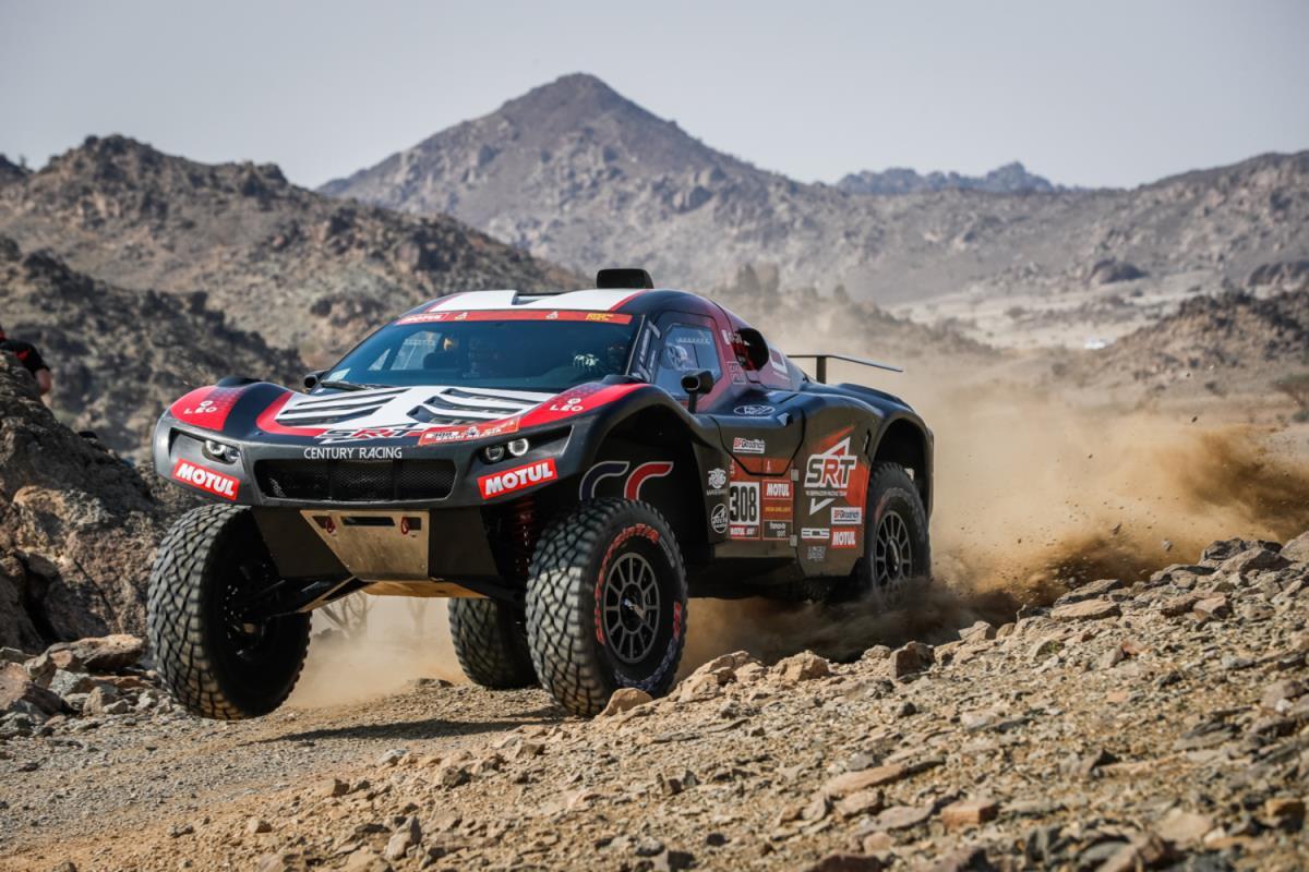 Las mejores fotos del Prólogo - Dakar 2021