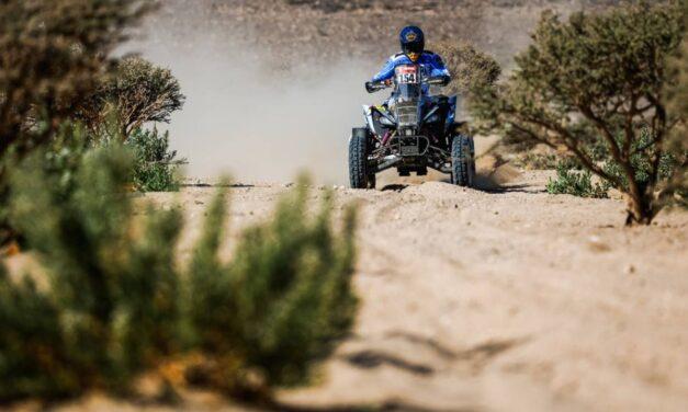 Manuel Andújar logró su primera victoria en Rally Dakar – Reporte Quads – Dakar 2021