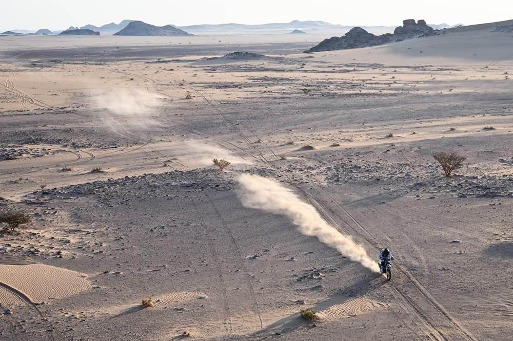 Recorrido de la cuarta etapa del Dakar 2021