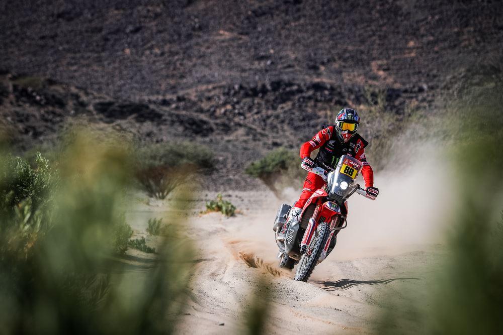 Joan Barreda repite victoria en la Etapa 4 – Reporte Motos – Dakar 2021