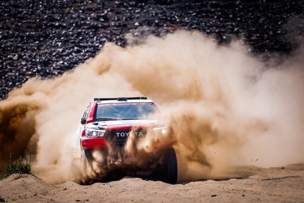 Al-Attiyah suma su tercera victoria consecutiva – Reporte Autos – Dakar 2021