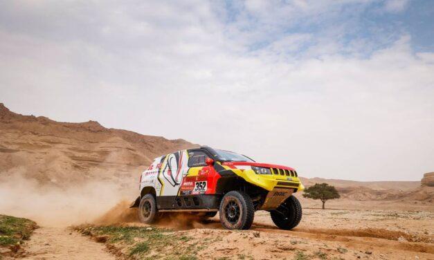 Las mejores fotos de la etapa 5 – Dakar 2021