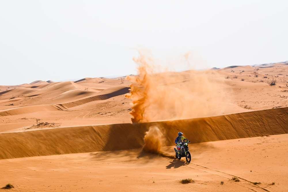 El recorrido de la Etapa 7: comienza la maratón - Dakar 2021